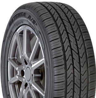 Toyo Extensa A/S II all-season value tire - right angle photo