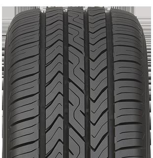 Toyo Extensa A/S II all-season value tire - photo view of the tread