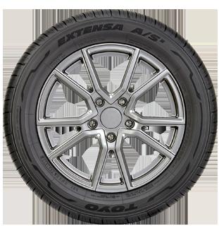 Toyo Extensa A/S II all-season value tire - sidewall view photo