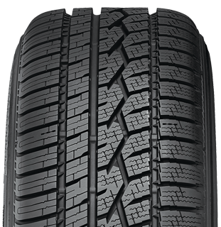 Toyo Celsius all weather tire  - photo view of the tread