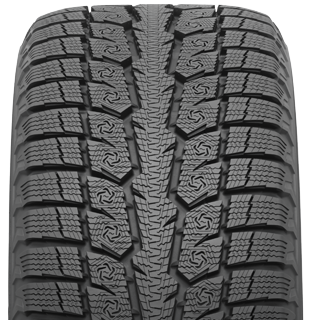 Toyo Observe GSi-6 tire photo - image frontal tread view