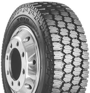 Commercial Tire Sizes >> M655 | Toyo Tires Canada
