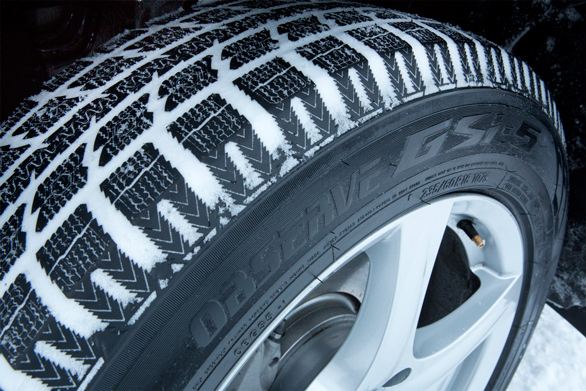 winter tire observe GSi5