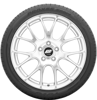 Toyo Proxes Sport summer performance tire - photo sidewall view