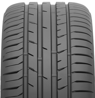 Toyo Proxes Sport summer performance tire - photo tread view