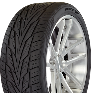 Proxes STIII  SUV and CUV performance all season tire - left angle photo