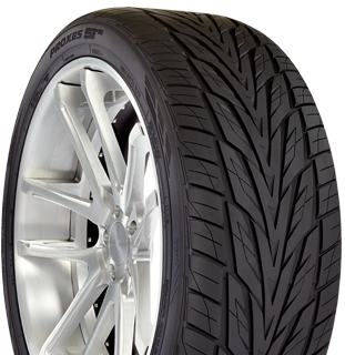 Proxes STIII  SUV and CUV performance all season tire - right angle photo