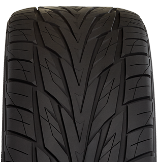 Proxes STIII  SUV and CUV performance all season tire - photo view of the tread