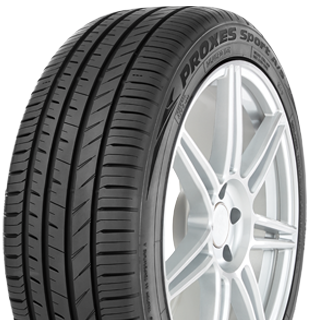 Proxes Sport All Season tire photo - left view