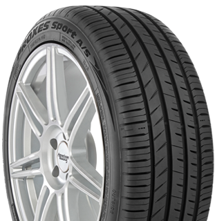 Proxes Sport All Season tire photo - right view