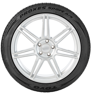 Proxes Sport All Season tire photo - view of the sidewall