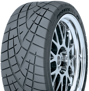 Toyo Proxes R1R extreme performance tire - photo left angle view