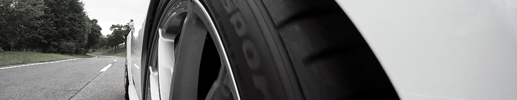 Proxes Sport-summer performance tire in action