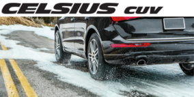 All weather safety - the Celsius and Celsius CUV