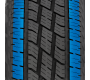 Toyo's all season light truck highway tire has interlocking outer blocks