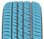 high grip compound used in toyo's all season performance tire
