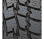 Increased sipe density found on Toyo's all weather pickup truck tire