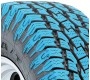 Toyo's all terrain tire has an aggressive sidewall