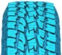 toyo's all terrain light truck tire has a wear resistant compound