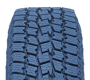 Optimized tread pattern on Toyo's all weather pickup truck tire