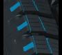 conception de lamelles et de fossettes pour le pneu de camionnette d'hiver de toyo
