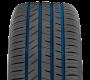 Le pneu de performance toutes saisons de Toyo a quatre rainures circonférentielles