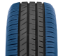 Photo of the large outer blocks on the Proxes Sport All Season tire