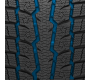 evacuation grooves on toyo's studless winter tire