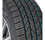 Toyo's value all season tire has block tapers throughout the tread design