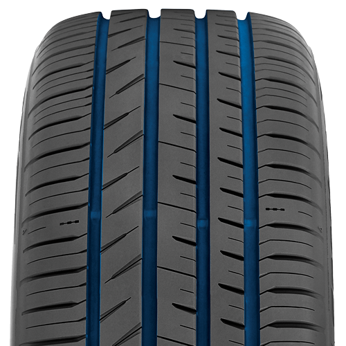 Toyo's All Season Performance Tire has Four Circumferential Grooves