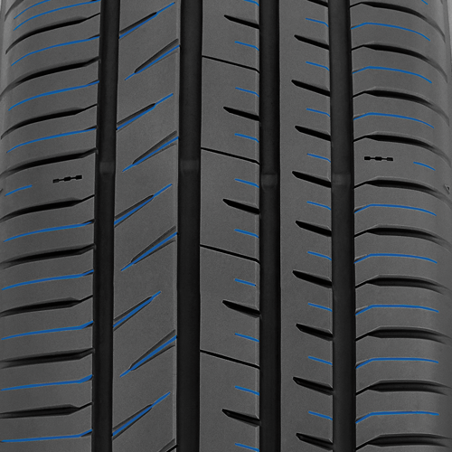 Sipes on Toyo's All Season Performance Tire