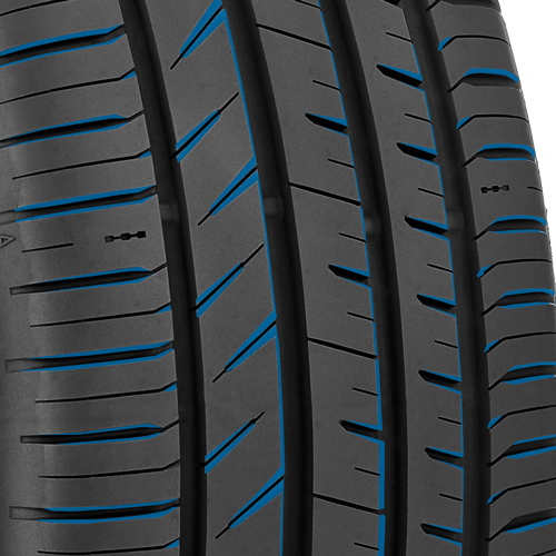 Le pneu de performance toutes saisons de Toyo a un design conique dynamique