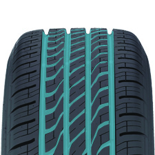 Extensa A/S value all season passenger tire has four circumferential grooves