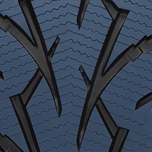 surface de contact de roulement du pneu d'hiver G3-Ice avec crampons en option