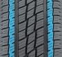 nervure de stabilité du pneu ville pour camionnettes toyo pour réduire l'usure irrégulière