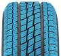 Le pneu h/t 4 saisons toyo pour camions légers a une bande de roulement non directionnelle