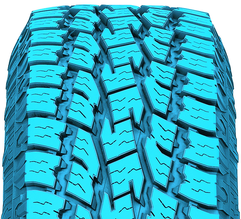 Wear‐Resistant Tread Compound