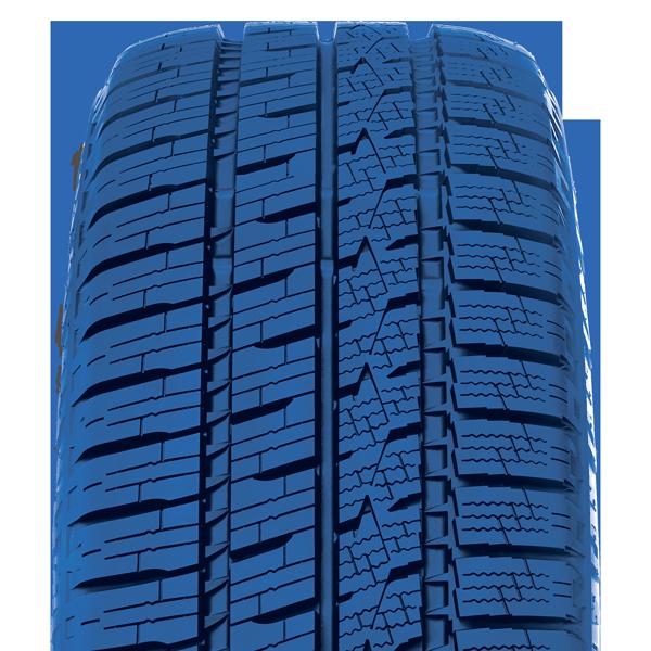 Bande de roulement de pneu commercial Toyo All Weather All Year
