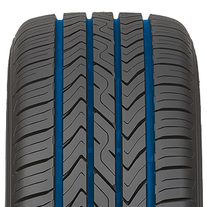 Le pneu toutes saisons de valeur de Toyo a quatre rainures