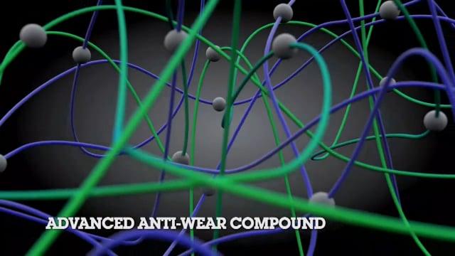 Wear‐Resistant Tread Compound