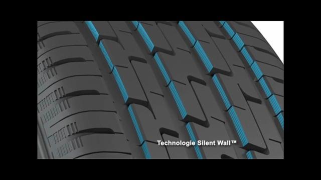 Technologie « Silent wall »