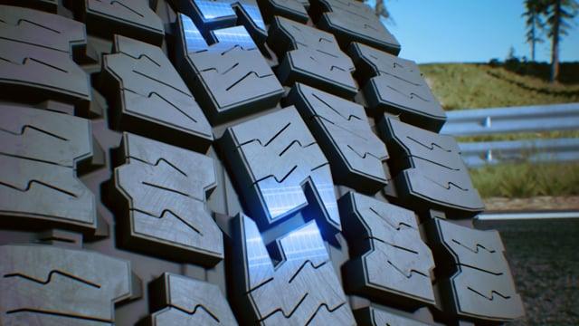 STAGGERED BLOCK EDGES & CENTER HOOK EDGE DESIGN