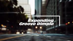 GROOVE DIMPLES – TAPERED SHOULDER SLITS