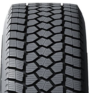 Toyo Open Country WLT1 winter light truck tire - photo tread view