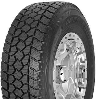 Toyo Open Country WLT1 winter light truck tire - photo left angle view